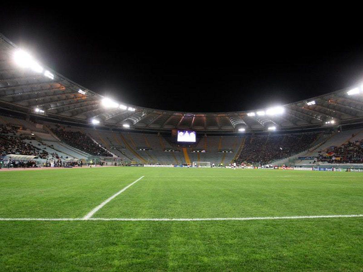 Celtic play at Stadio Olimpico on November 7