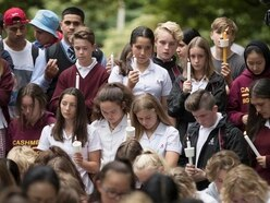 Students join vigil after Christchurch mosque killings