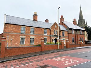 The now closed Sedgley Police Station