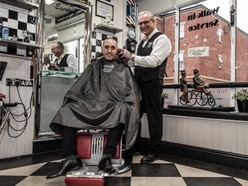 Confessions from the barber's chair