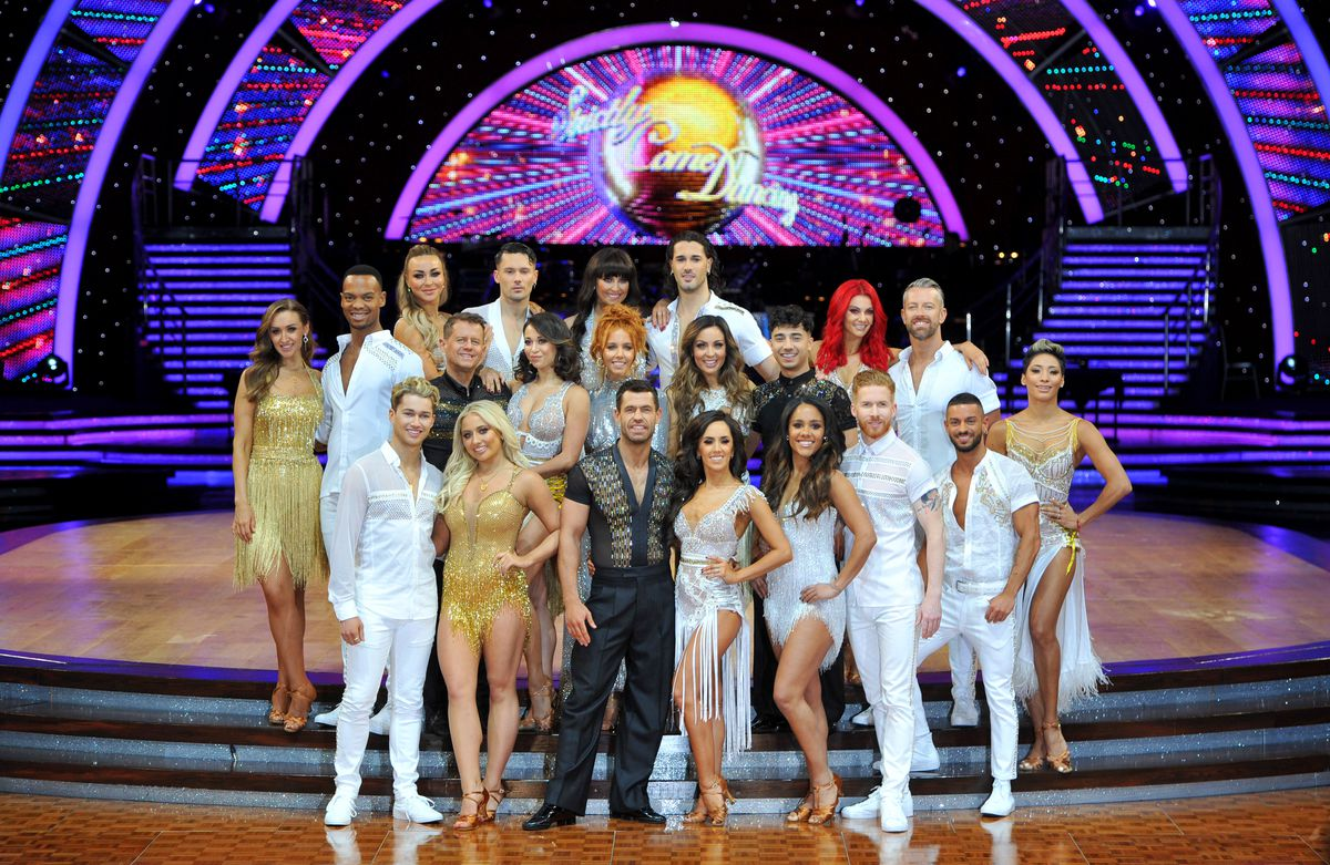 Strictly Come Dancing Live arrived at Arena Birmingham this week