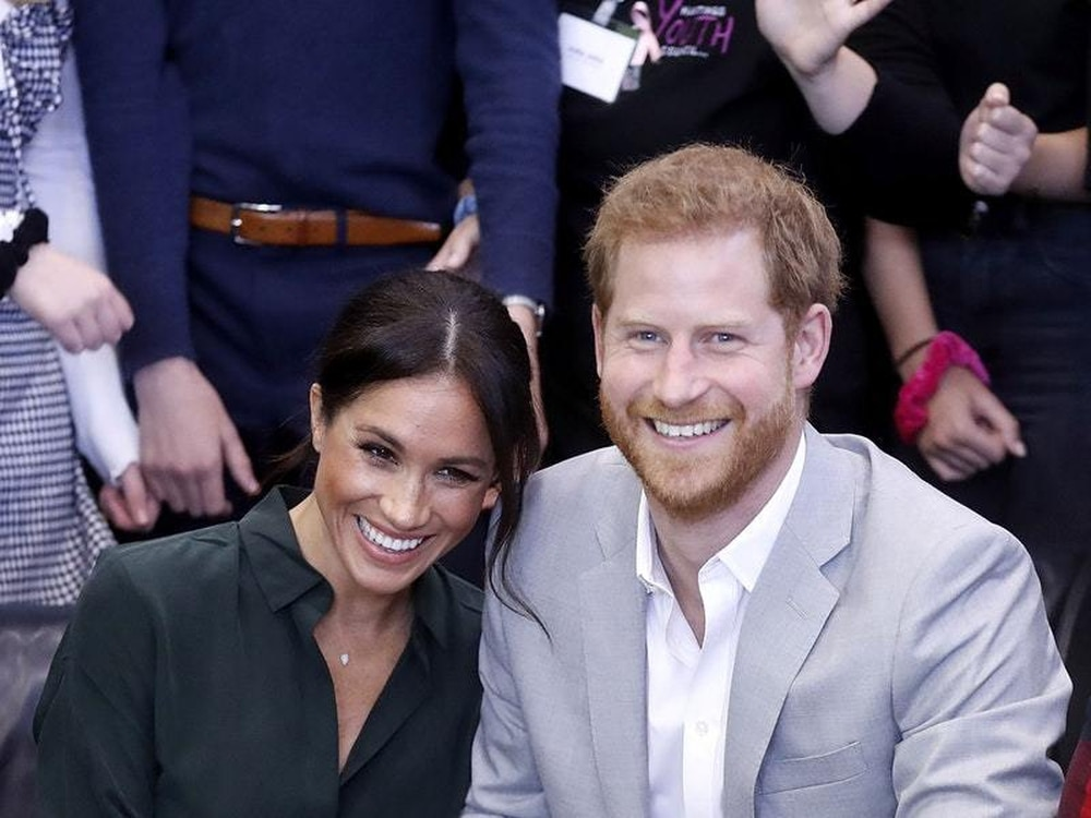 Prince Harry & Meghan Markle Announce They're Expecting First Child