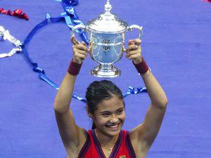 Emma Raducanu - too good for tennis?