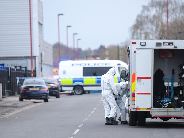 Police were called to the scene at around 5.30pm on Tuesday. Photo: SnapperSK