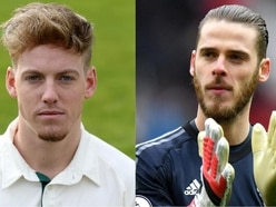 Why David De Gea is a big fan of Nottinghamshire wicketkeeper Tom Moores