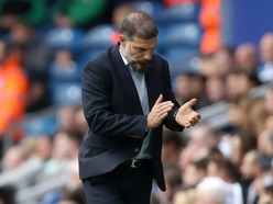 West Brom's Slaven Bilic nominated for Manager of the Month