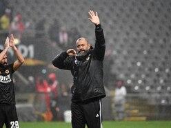 Proud Nuno thanks fans as Wolves reach Europa League last 32