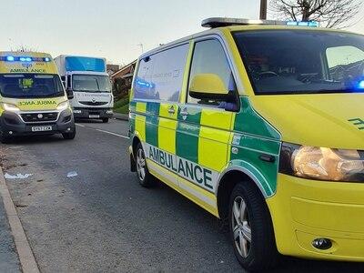 Schoolboy hit by car in Oldbury