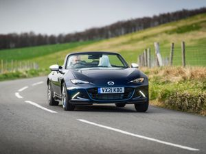 First Drive: The Mazda MX-5 Sport Venture is the latest special edition of this brilliant sports car