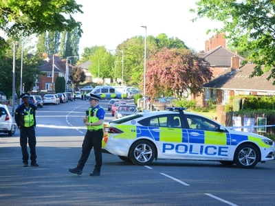 Wolverhampton shooting: Man injured in latest Black Country gun attack