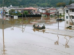 Typhoon Hagibis leaves dozens dead in Japan