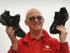 Wingman David taking to the skies for charity challenge