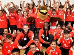 Red letter day for young Saddlers fans during Walsall visit