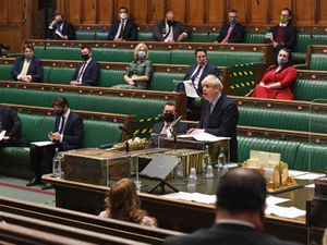 There are 650 MPs in the UK - although far fewer are currently allowed in the Commons due to social distancing