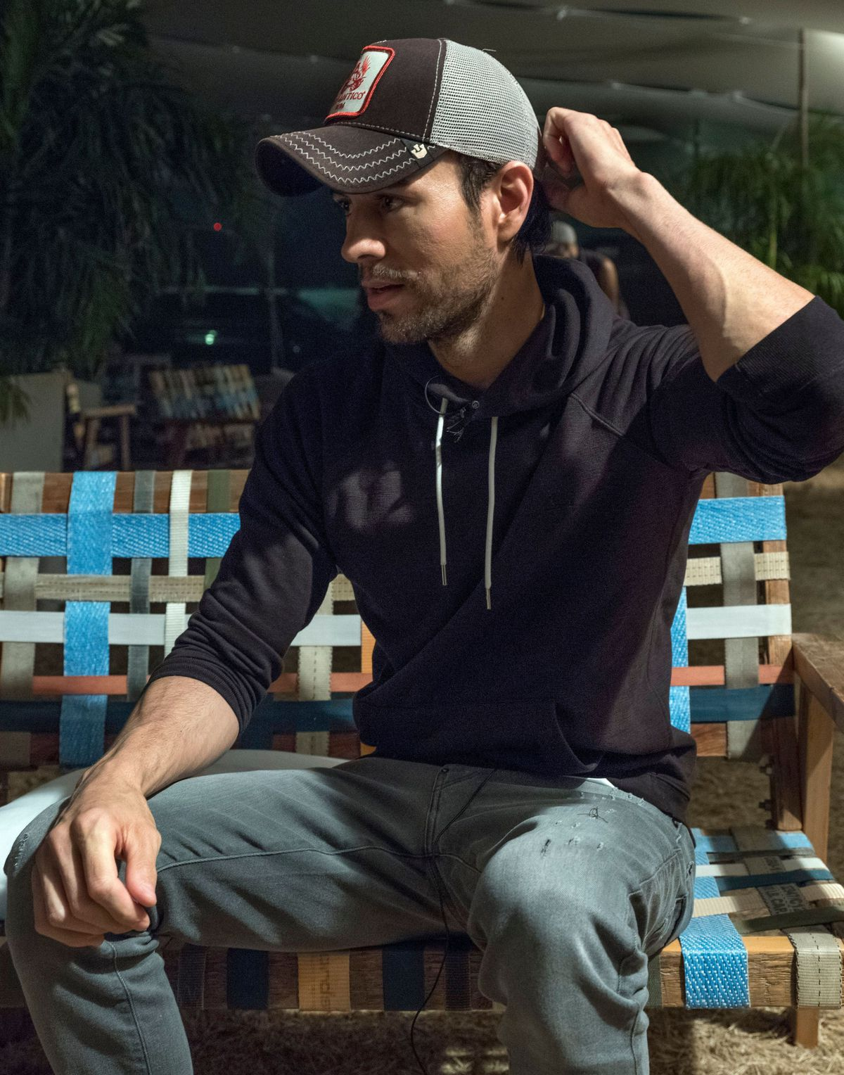 Enrique Iglesias is all about the hits