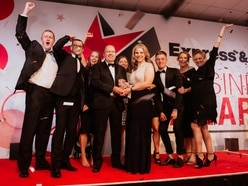 Cameron Homes crowned Express & Star business of the year