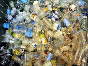 Recycling rates fall in Black Country and Staffordshire