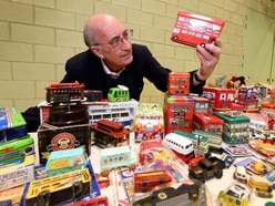 Collectables fair a massive hit as almost 500 turn out
