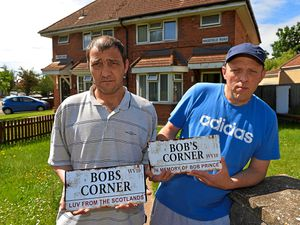 Brothers Neil and Darren Prince are facing eviction