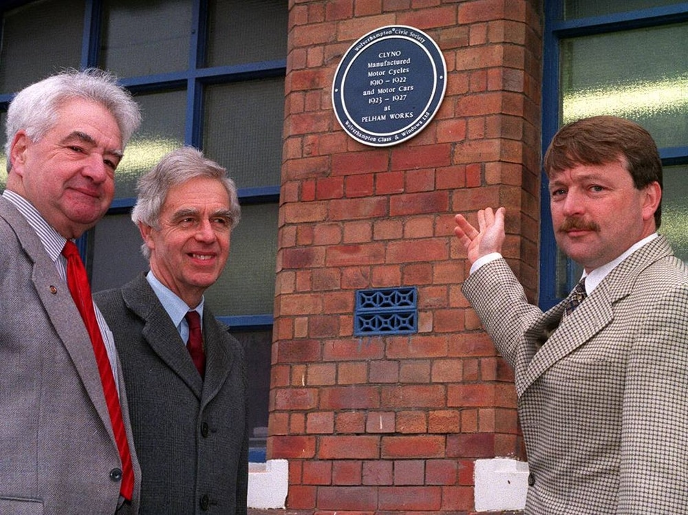 Tributes To Wolverhampton S Blue Plaques Founder Express