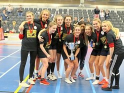 Handball heroines are the national champs