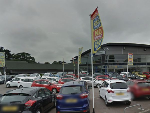 Bristol Street Motors in Stafford