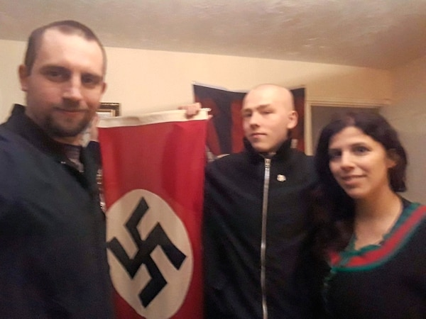 Revealed: How chilling neo-Nazi terror ring was smashed