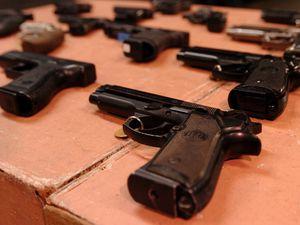 Gun crime has risen in the West Midlands