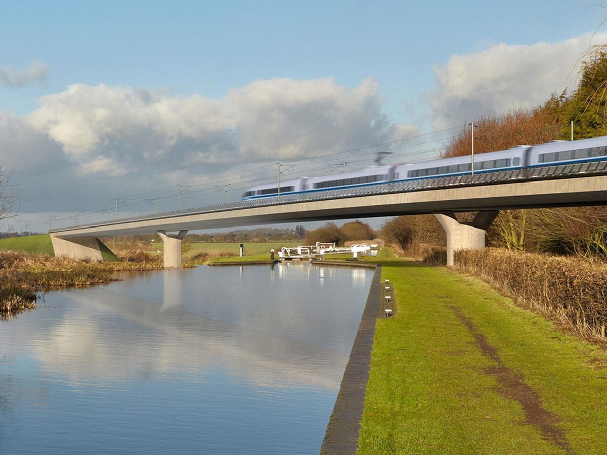 Legislation for Phase 2a of HS2 has passed its final hurdle