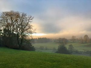 Countryside on Shropshire/Welsh border