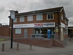 Armed robbers threaten Tesco staff in Wolverhampton raid