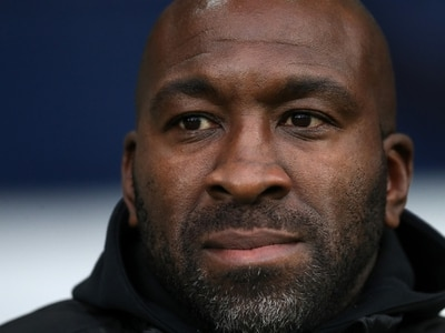 Darren Moore: West Brom are not the finished article yet