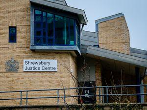SHREWS COPYRIGHT SHROPSHIRE STAR JAMIE RICKETTS 15/01/2021 - Shrewsbury Justice Centre / Shrewsbury Crown Court - GV 2021..