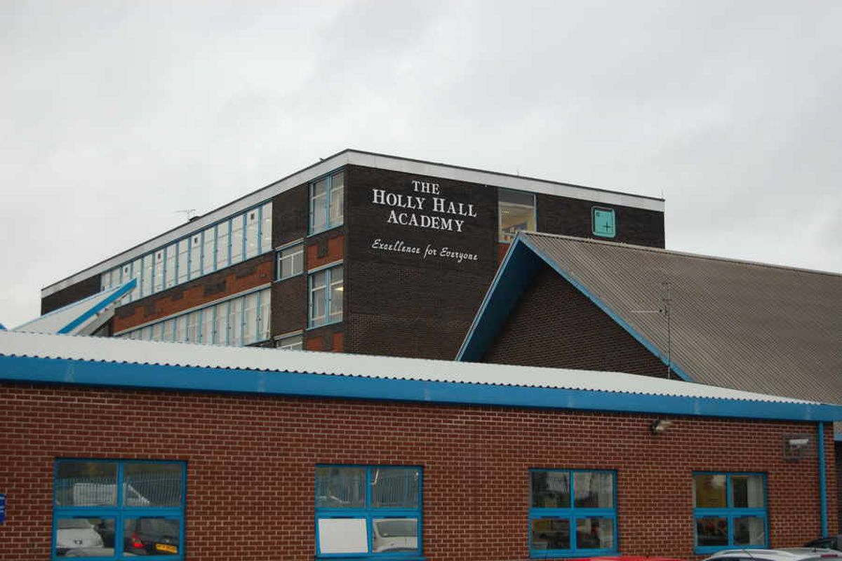 Holly Hall Academy in Dudley