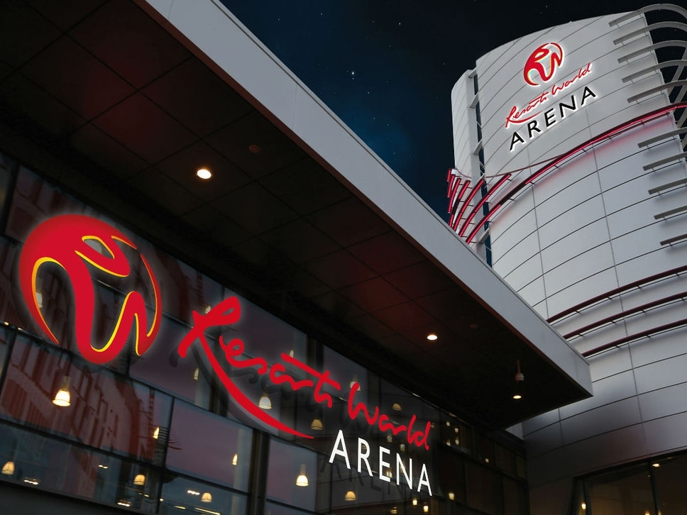 NEC arena changing its name again