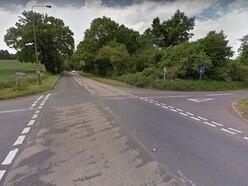 Four people taken to hospital after crash near Kidderminster