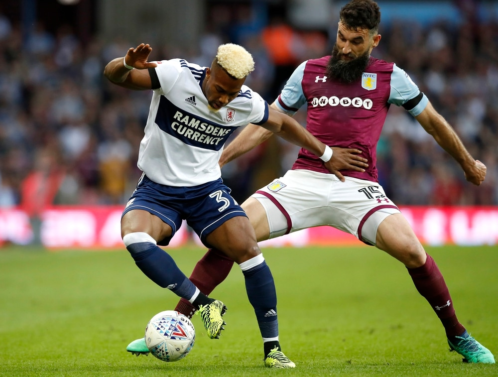 Middlesbrough winger Adama Traore clause 'not met' amid Wolves interest