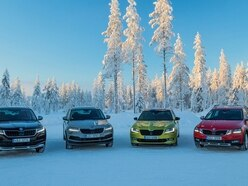Dashing through the snow in Skoda's latest 4x4 offerings
