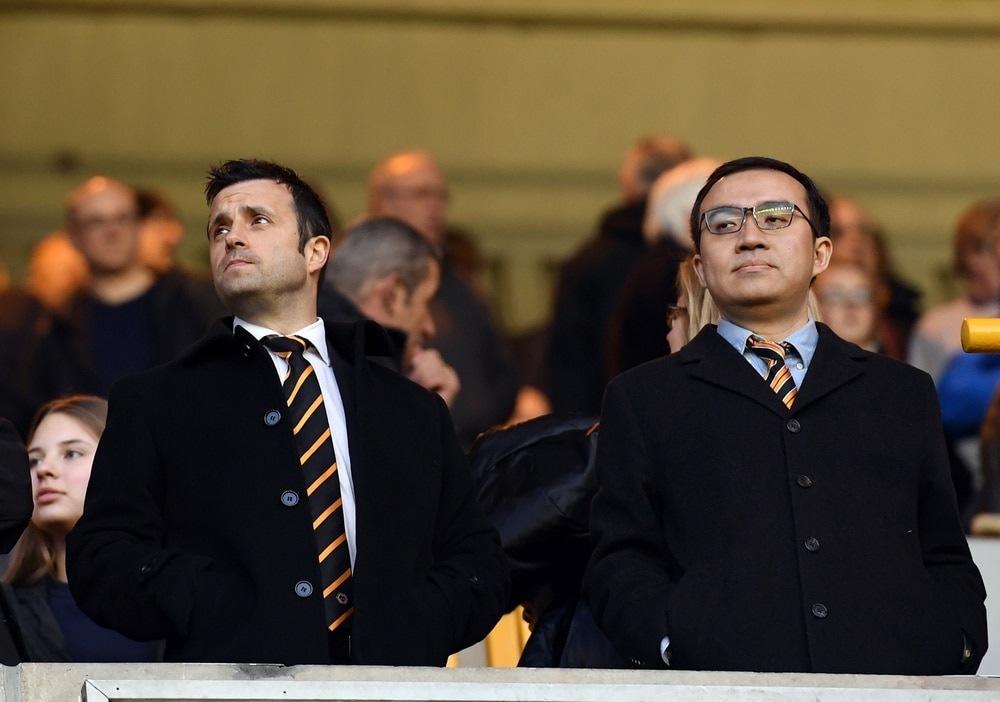 Leeds owner Andrea Radrizzani says his concerns about Wolves are longstanding