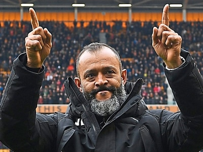 Wolves boss Nuno: Now let's win the title!