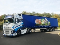 Dudley Zoo trailer takes to the road