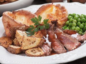 A Generic Photo of a traditional English roast dinner. See PA Feature NOSTALGIA Dinner Parties. Picture credit should read: PA Photo/thinkstockphotos. WARNING: This picture must only be used to accompany PA Feature NOSTALGIA Dinner Parties.