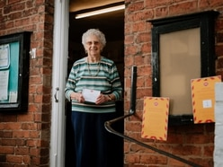 UK's oldest postmistress celebrates 93rd birthday and 60 years running Post Office