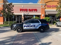 Five guys arrested at Five Guys