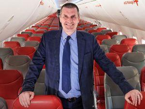 Jet2 boss Steve Heapy