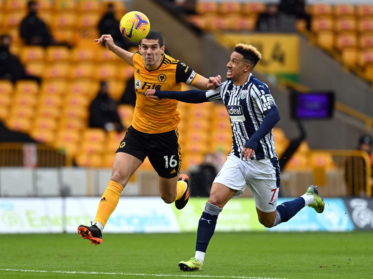 West Brom beat Wolves 3-2 when the two sides met in January