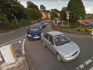 A Google Street View Image Of Vehicles Queuing To Turn Onto The A520 Christchurch Way From Mill Street In Stone