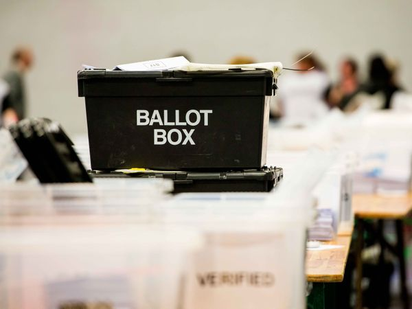 Nicola Richards has submitted a complaint regarding 'bias' at an election count in Sandwell