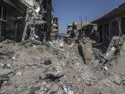 Raqqa liberated as war against Islamic State costs UK £800m
