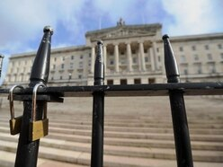 Minister sings from Bedknobs And Broomsticks to sum up Stormont talks
